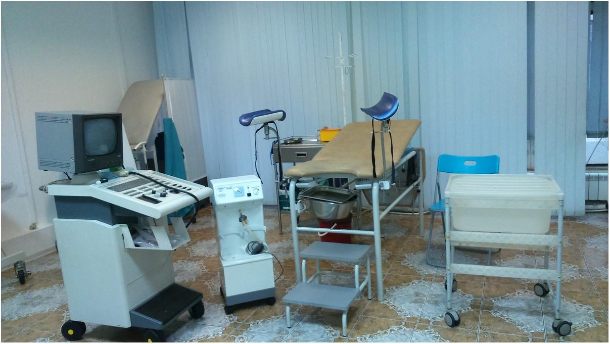 Операционная в клинике медсервис